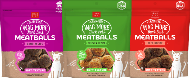 Wag More Bark Less Meatballs